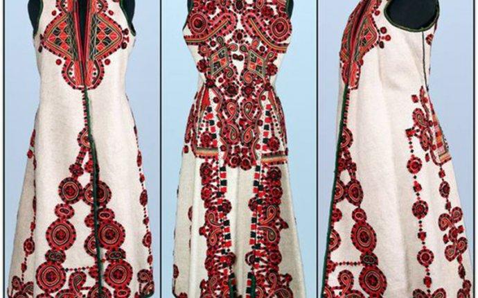 Армянская национальная одежда