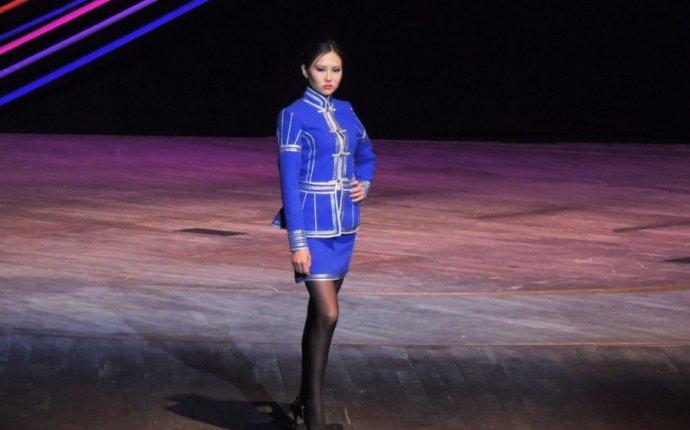 Лучшим дизайнером Тувы признана Юлия Хирбээ со своей коллекцией