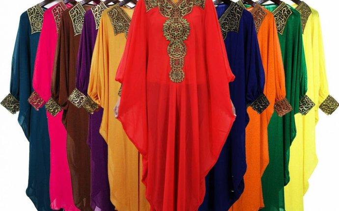 Марокканский стиль в одежде - чарующая роскошь Востока