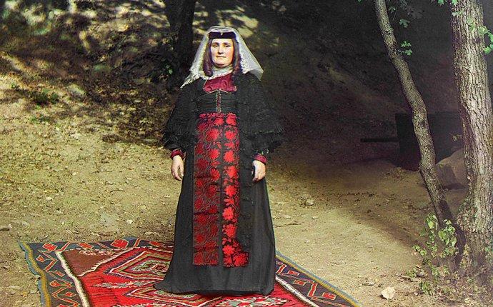 Национальная грузинская одежда - Чердак