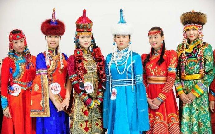 Национальная монгольская одежда цена - spectehstroy-so.ru