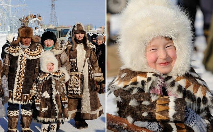 Национальная одежда коренных малочисленных народов Севера