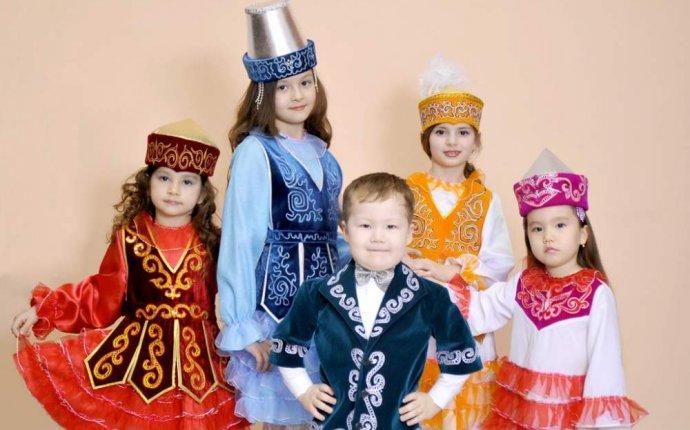 Национальная одежда в Казахстане. Купить национальную одежду