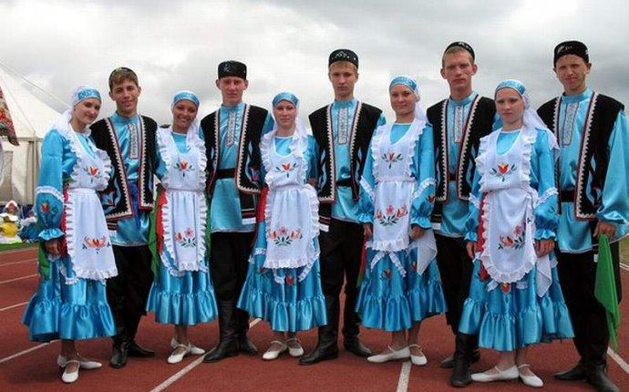 Национальная татарская одежда | Сайт посвященный туризму и
