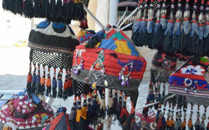 Национальные узбекские сувениры и подарки - яркие воспоминания об