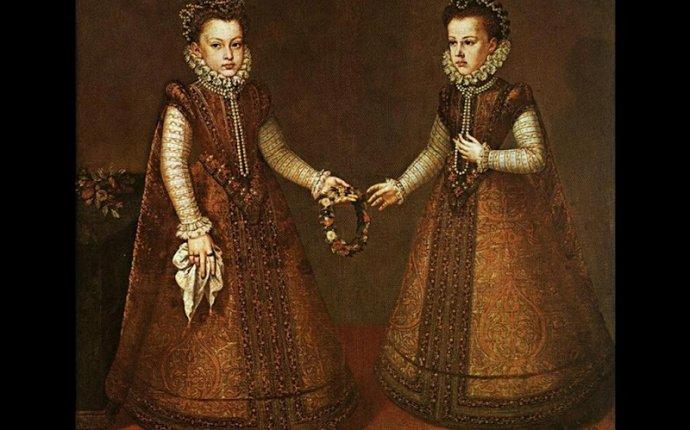 Одежда Испании XVI века. Время и мода. - 1 Сентября 2015 - Blog