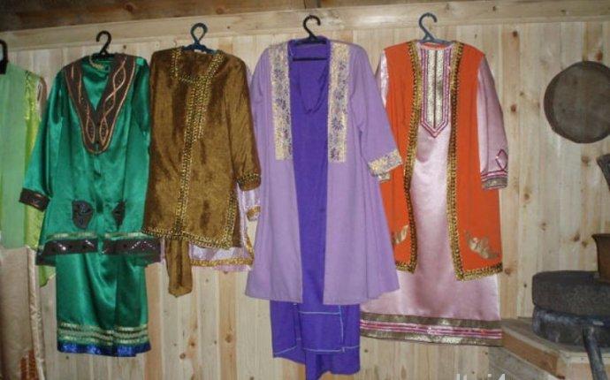 Одежда, обычаи и быт алтайцев. , Все об отдыхе в Горном Алтае