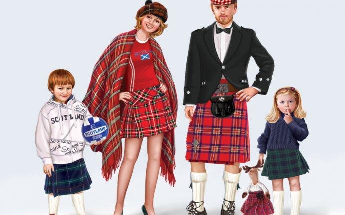 Показаны картинки по запросу Шотландия Одежда Женская. - 14