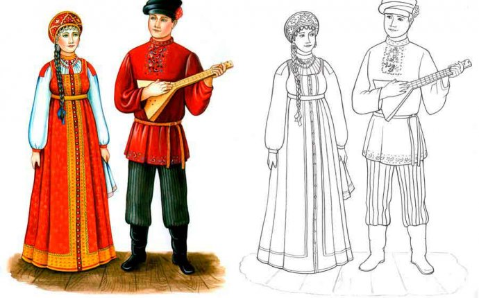 Популярность национальной одежды в Украине - Мы в ответе за тех