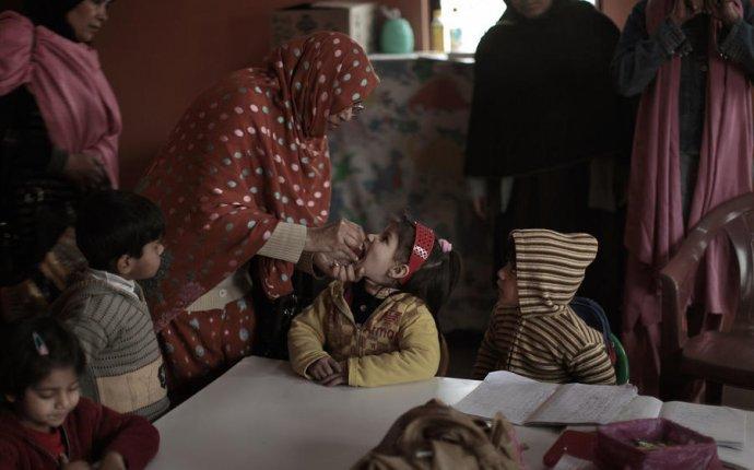 Повседневная жизнь пакистанских семей