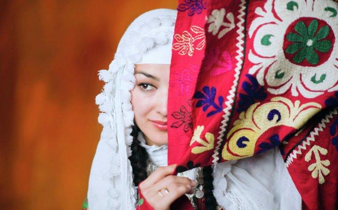 Традиционная одежда в Таджикистане Статьи о Таджикистане. - 9