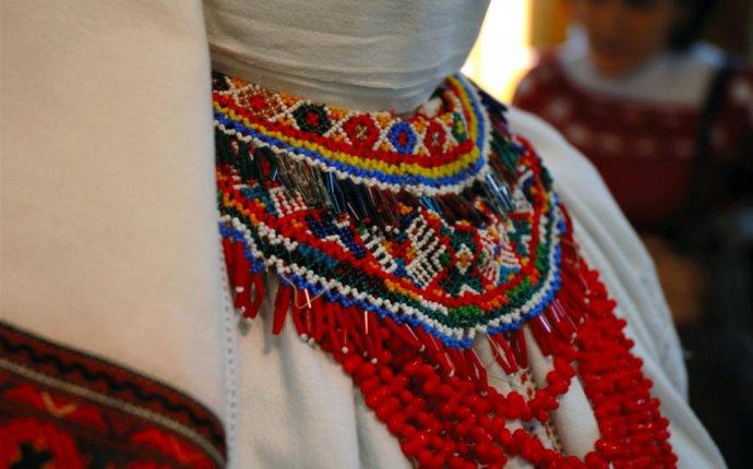 Традиционные черты украинской национальной одежды