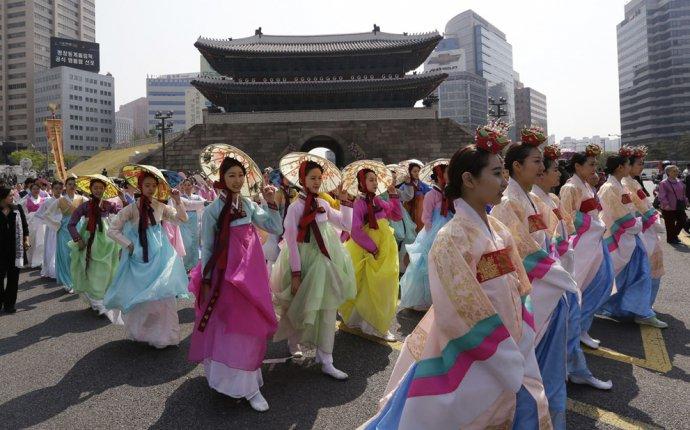 Жизнь Южной Кореи | Фотохронограф