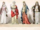 Женская Одежда 13 Века